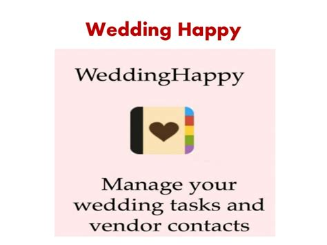 Best Wedding Planning Websites by 10 Best Wedding Planning Websites And Apps For Plan Any Event