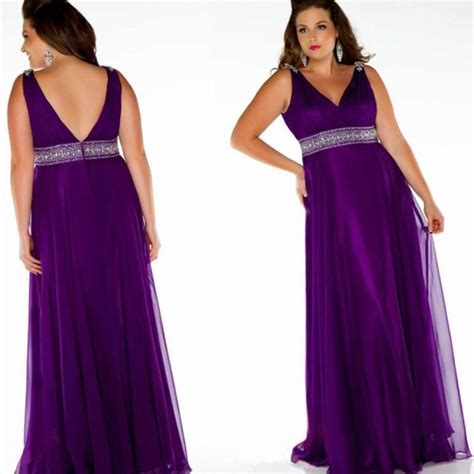 Purple Wedding Dresses Uk by Plus Size Purple Wedding Dresses Pluslook Eu Collection