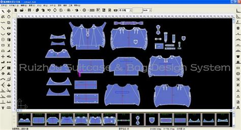 bag pattern design software ruizhou bag design software buy bag design software