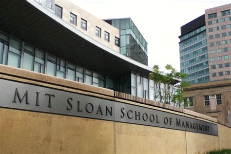 Sloan Mit Mba Ranking by Mit Sloan Programs And Admissions