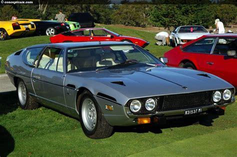 Lamborghini 400 Gt Espada by 1972 Lamborghini Espada 400 Gt Information And Photos