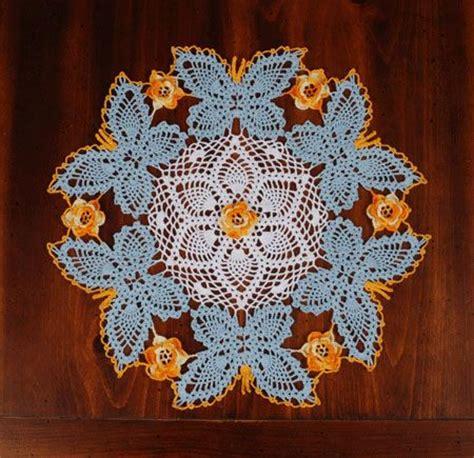 Garden Doily 17 Best Ideas About Crochet Doily Patterns On