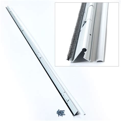 screen door white hinge rail hinge rail 41984