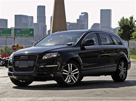 2006 audi q7 best wallpapers audi q7 wallpapers