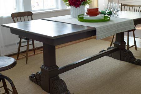 staircase design with dinning table how to make a trestle table table plans dining room tables and staircases