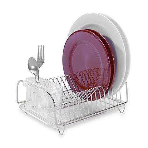 bed bath and beyond dish rack buy compact dish rack set from bed bath beyond
