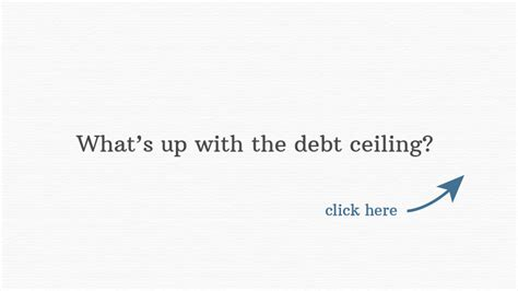 What S The Debt Ceiling what s up with the debt ceiling cnnmoney