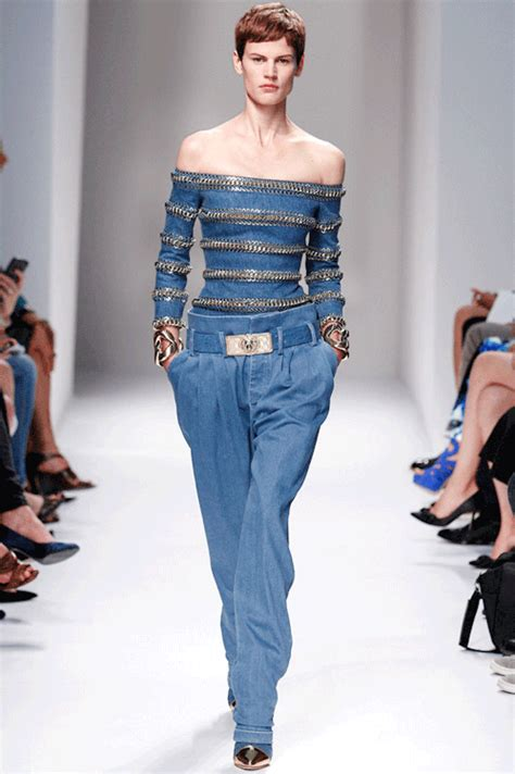 Derin Top By Fa Fashion denim on