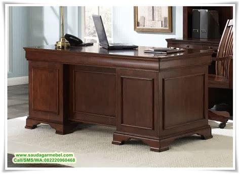 Meja Kerja Kantor Informa contoh meja direktur minimalis saudagar mebel