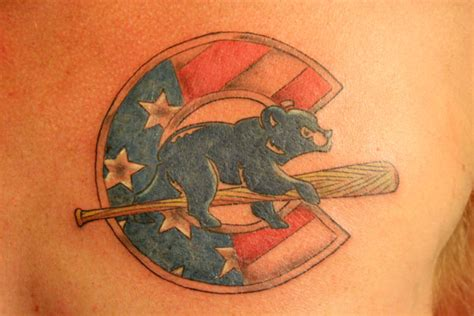 cubs tattoo cubs by picklefish79 on deviantart