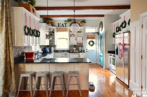 how to decorate the kitchen tips on how to decorate your kitchen for christmas home