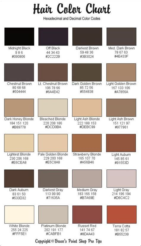 16 best images about ref colour palettes on colour chart how to paint and