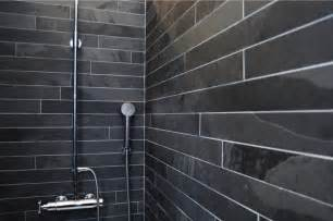 black slate strips 600 mm x 60 mm
