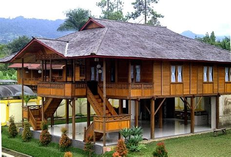 tempo  perawatan rumah kayu