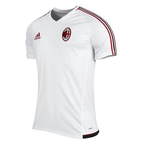 Jersey Milan ac milan 2017 2018 jersey white az7111 26 98 teamzo