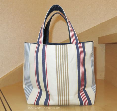pattern tote bag reversible simple reversible tote bag blackcabbit s world
