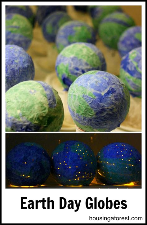 earth globes that light up paper mache light up globes great if project