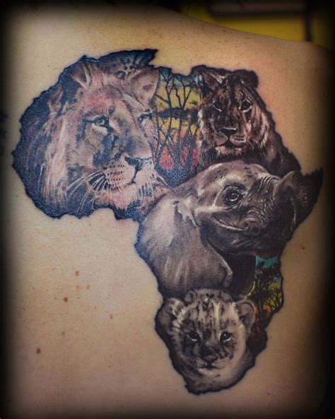 south african tattoo designs 25 best ideas about africa tattoos on