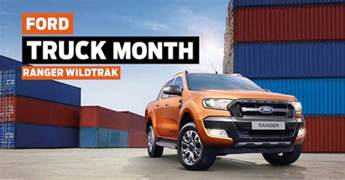 Ford Truck Month Motoring Malaysia Offers Promotions Ford Truck Month