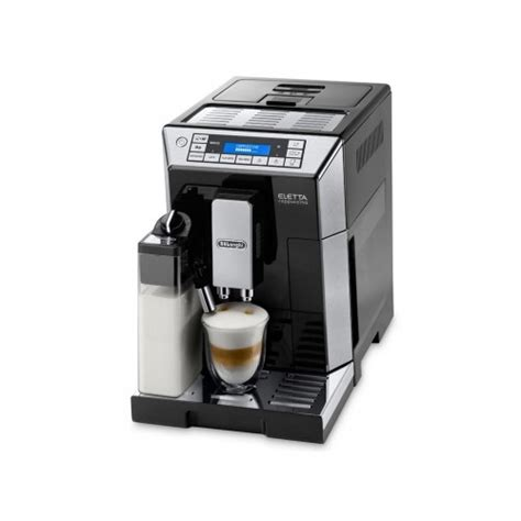 Delonghi Coffee Maker Ecam45 760 W delonghi ecam45 760 w eletta fully automatic coffee machine
