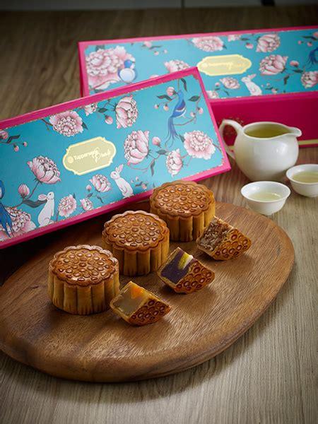 Hk Set Tupperware tupperware mooncake gift set gift ftempo