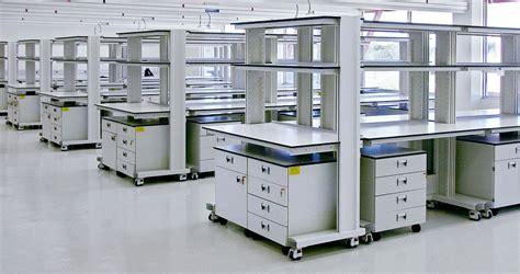 mobile lab bench ergolab mobile laboratory benching system a t villa