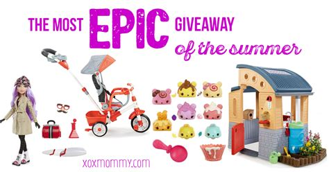 Epic Giveaway - xox mommy 187 baby bonding beautiful living
