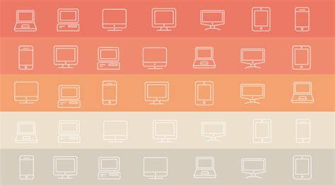imagenes diseño web responsive mejores frameworks css para dise 241 o web responsive silo