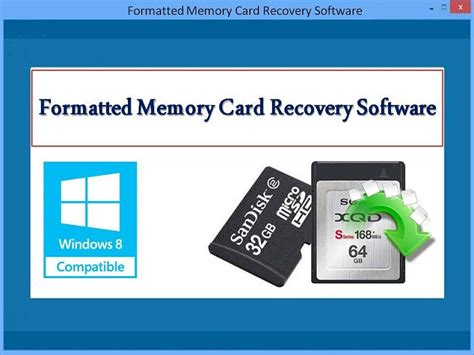 full version data recovery software memory card recover memory card after format