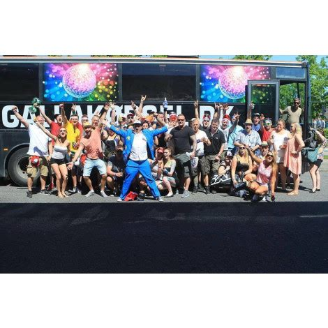 fan van party bus vi elsker 90 erne i en partybus 2018 r 248 dovre billetter