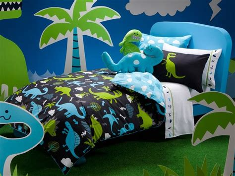 Dino Bedding Kas Australia Alyx Would Love This If Only Dinosaur Bedding