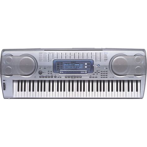 casio wk 3000 76 key portable musician s friend