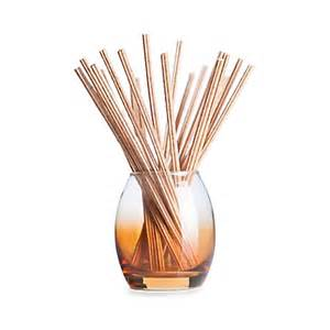 Vase With Sticks Joy Mangano Forever Fragrant 174 20 Count Vanilla Bean