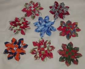 my fabric christmas ornaments