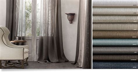 restoration hardware draperies drapery collections rh
