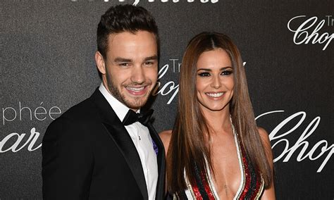 liam payne shows off tattoo of pregnant girlfriend cheryl liam payne says he s proud of cheryl amid split reports