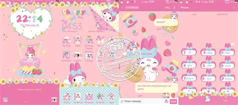 themes samsung hello kitty hello kitty samsung themes ladypinkilicious