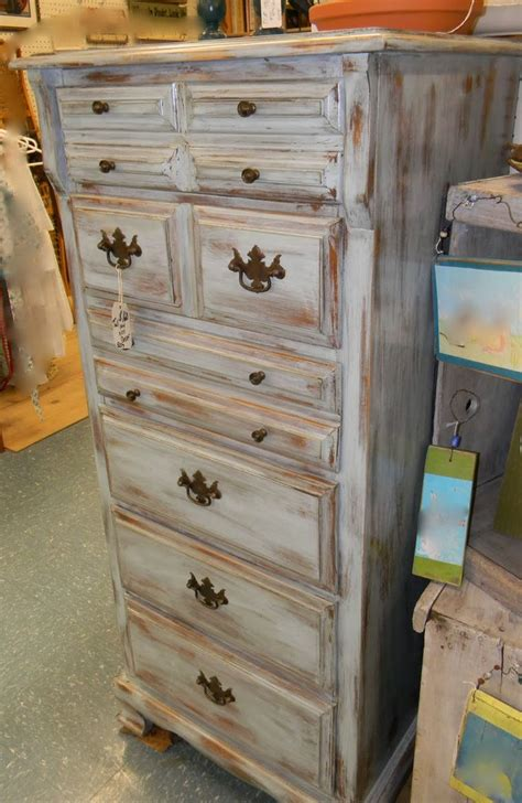 25 best ideas about white distressed furniture on chalk paint furniture distressed
