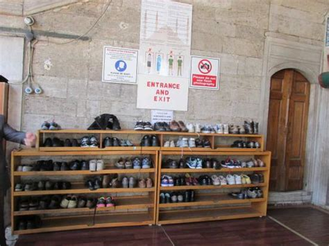 The Shoe Rack Locations by Suleymaniye Next To Mosque Picture Of Suleymaniye