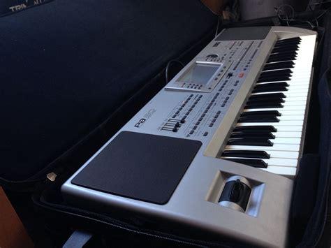 Keyboard Korg Pa80 korg pa80 image 684550 audiofanzine