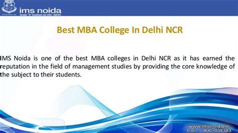 Mba Diploma Courses In Delhi by Best B School In Delhi Ncr