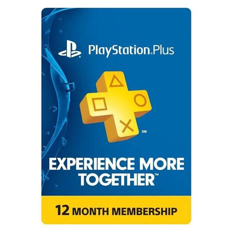 1 Year Membership 1 year playstation plus membership end 11 1 2017 2 15 pm