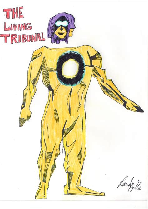 living tribunal character comic vine