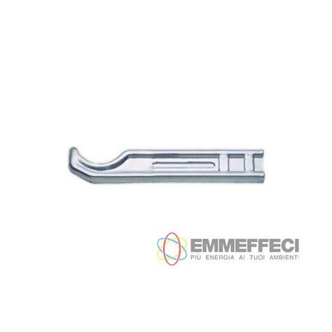 mensole metalliche coppia mensole piatta zincata x radiatori in ghisa varie