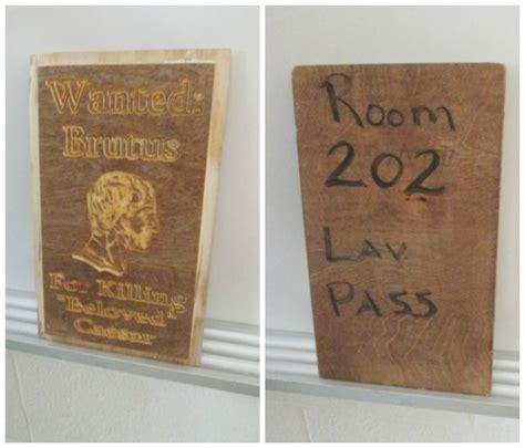 student bathroom passes the devils advocate quirky bathroom passes