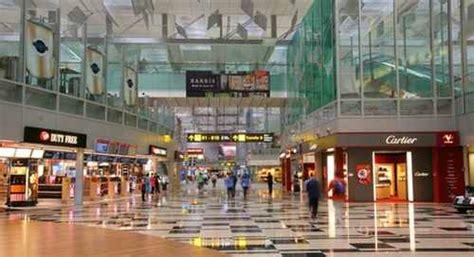 fantasy land stunning images  changi airport