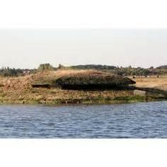 hutte camouflage hutte de chasse dans les marais de longpr 233 hutte
