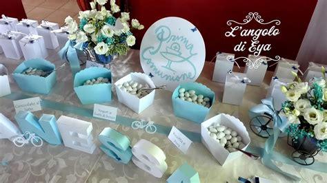 allestimento tavolo per confettata tavolo confettata prima comunione idee per la casa