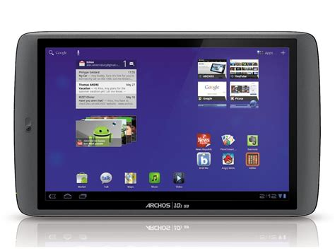 android tab archos g9 android tablet series gadgetsin