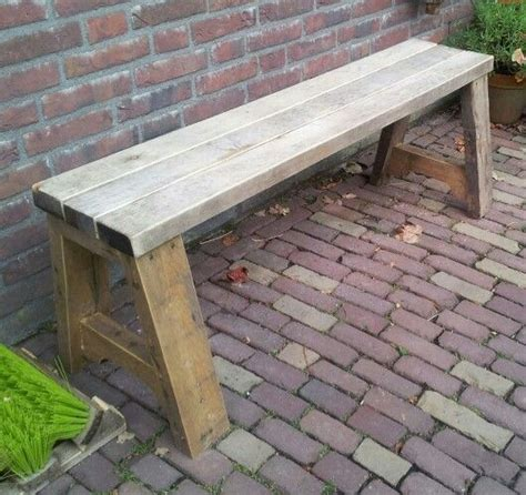 bench made from pallets bench made of pallets quot me quot pinterest